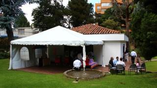 Salón Junior con Zona verde