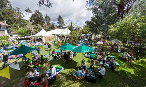 Zona Verde para eventos