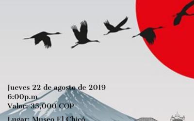 Conferencia de literatura 'Silencio' de Shūsaku Endō