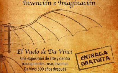 500 años del Vuelo de da Vinci